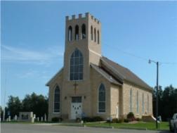 East And West St Olaf Churches Church History